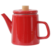 琺瑯茶壺 HOUJUN 1.5L RE NITORI宜得利家居