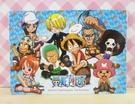 【震撼精品百貨】One Piece_海賊王~卡片-綜合人物