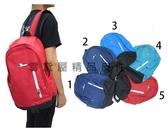 ~雪黛屋~CWTURP 後背包大容量可放A4資料夾主袋+外袋共三層防水尼龍布全齡男女BCT500110360