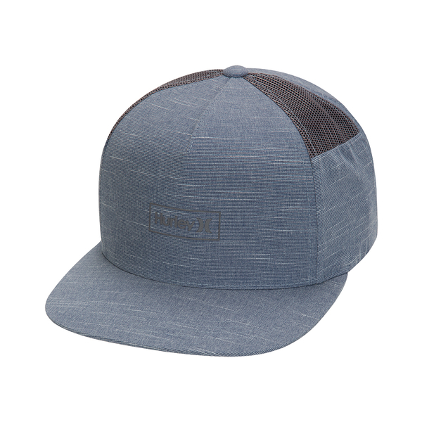 HURLEY|配件 M PHANTOM LOCKED HAT BLACK 棒球帽-PHANTOM-