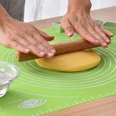 烘焙工具硅膠墊搟面杖套裝耐高溫大號烤盤