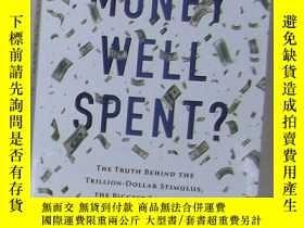 二手書博民逛書店英文原版罕見Money Well Spent? by Micha