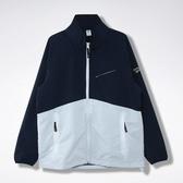 REEBOK CL SG JKT 男裝 外套 立領 拉鍊口袋 防風 保暖 藍 白【運動世界】FR8961