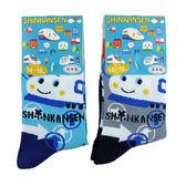 non-no儂儂褲襪《5入》日本製三麗鷗童襪(新幹線-跳舞機)4264-511