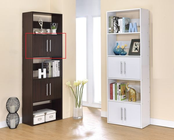 ONE HOUSE-北歐二代五層/四層書櫃門板加購區(購買本賣場商品時一起購買才享有此價格)