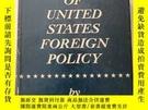 二手書博民逛書店A罕見History of United States Foreign Policy【精裝 自然舊 無勾畫 詳細見