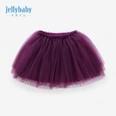 蓬蓬裙兒童3歲1女寶寶網紗裙子小嬰兒公主春秋短裙女童紗裙半身裙