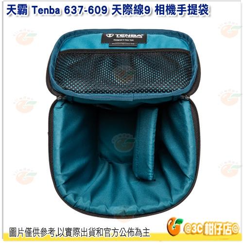 天霸 Tenba Skyline 9 Top Load 637-609 天際線9 相機手提袋 公司貨 黑色 鏡頭袋