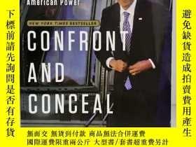 二手書博民逛書店奧巴馬的秘密戰爭罕見Confront and Conceal: Obama s Secret Wars and S