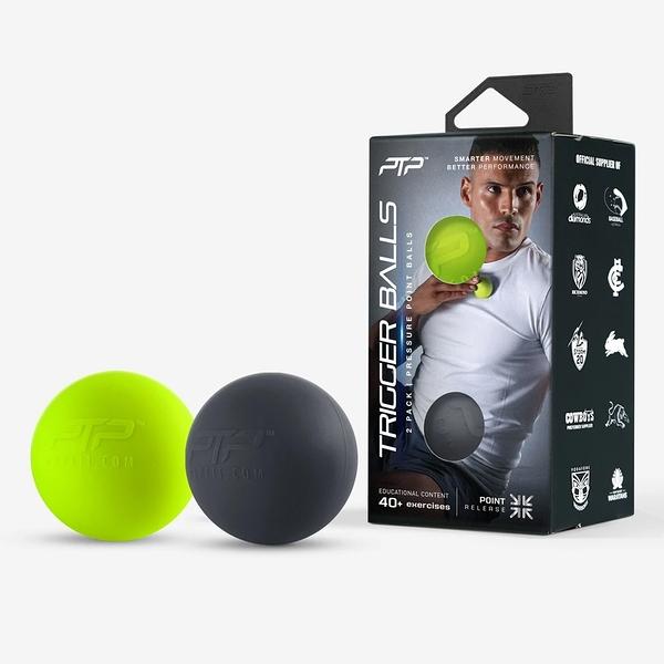 (C2) PTP 運動舒緩 按摩組合球型放鬆組 小 Trigger Balls PP-TRB-COMB0 [陽光樂活]