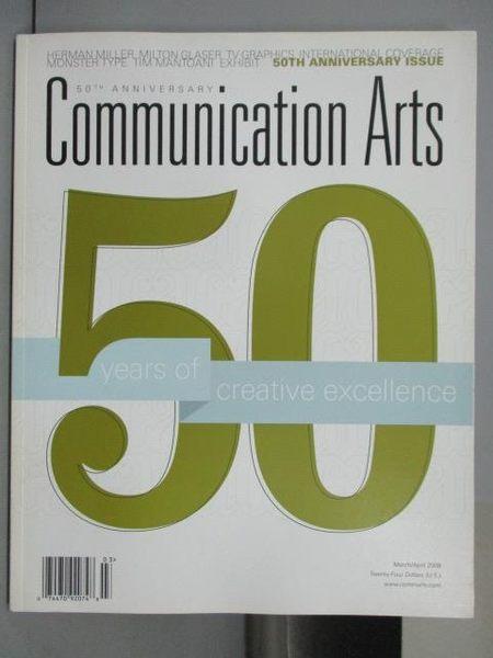 【書寶二手書T9/設計_PBG】Communication Art_367期_20th A…Issue