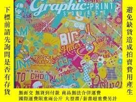 二手書博民逛書店GRAPHIC:PRINT罕見SOURCEY156495 出版2008