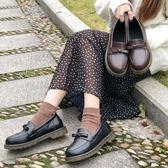 娃娃鞋 春季新款ins小皮鞋女軟妹單鞋日系JK制服鞋復古學院風樂福鞋 彩希精品鞋包