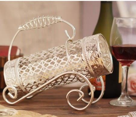 協貿國際歐式創意紅酒架1入