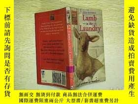 二手書博民逛書店Lamb罕見in the Laundry 編號A02Y20300
