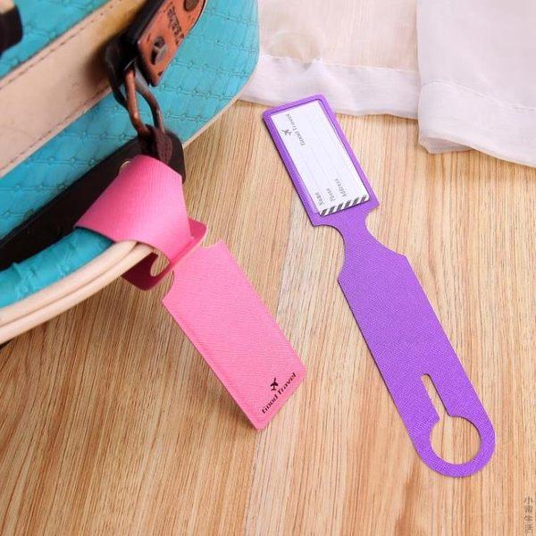 行李箱識別吊牌背包行李掛牌創意旅行箱行李牌拉桿箱標記牌JRM-1632