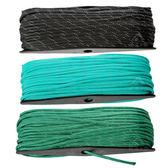 4mm反光營繩(顏色隨機出貨) 1717050 鬆緊繩 彈性繩 綁繩 繫繩 帳篷 帳棚天幕 多用途捆繩