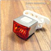 ☆樂樂購☆鐵馬星空☆DOSUN-RS01 自行車 天燈USB充電後燈 輕量 USB 尾燈 充電 警示燈*(P02-096)