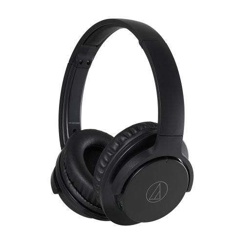 Audio-Technica 鐵三角 ATH-ANC500BT 無線 主動式抗噪 耳機 黑色