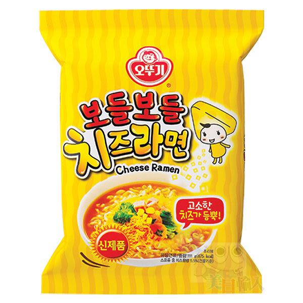 韓國不倒翁 起司拉麵(4入裝)【小三美日】