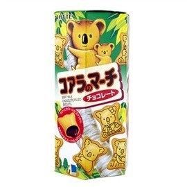 ●Lotte小熊餅乾巧克力37g-(6盒/組)【合迷雅好物超級商城】