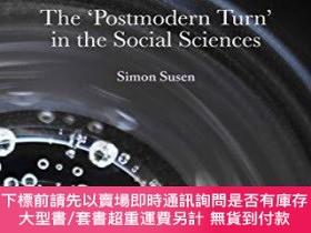 二手書博民逛書店The罕見 postmodern Turn In The Social SciencesY255174 Si