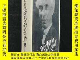 二手書博民逛書店My罕見Father Bertrand Russell by K