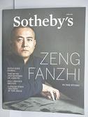 【書寶二手書T6/收藏_FOX】Sotheby s_Zeng Fanzhi in the Studio