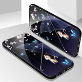 OPPO R9 Plus 手機殼 鋼化玻璃全包防摔保護套 玻璃殼送同款螢幕保護貼 軟邊保護殼 R9+ R9plus