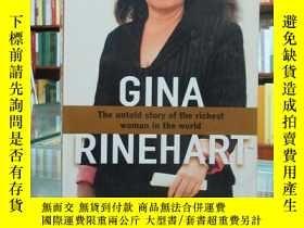 二手書博民逛書店DINA罕見RINEHART ( 迪娜·萊因哈特)Y17268 Adele Ferguson Pan Macm