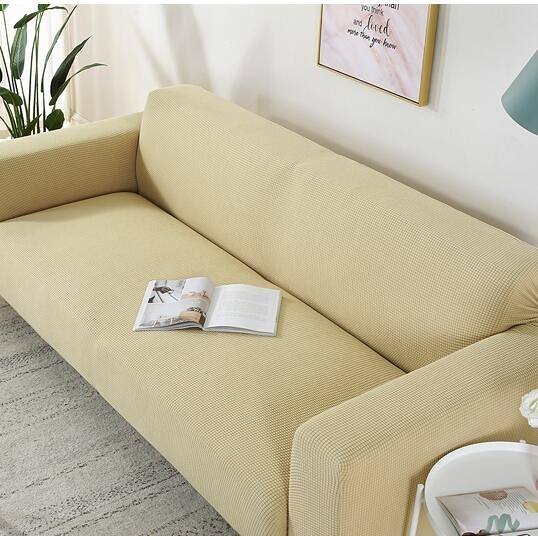 彈力懶人沙發套罩全包萬能套加厚通用型沙發罩現代簡約客廳沙發墊 聖誕節全館免運