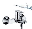 【麗室衛浴】德國頂級HANSGROHE  附牆浴缸龍頭 (鉻)  31642 數量有限 歡迎詢問
