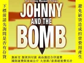 二手書博民逛書店Johnny罕見And The Bomb (johnny Maxwell Trilogy, 3.)Y25556