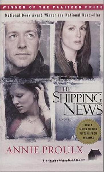 (二手書)Shipping News : A Novel