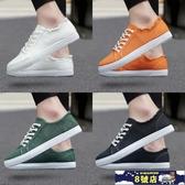 春季新款男鞋老北京布鞋精神小伙潮鞋韓版潮流鞋子男學生百搭板鞋 8號店