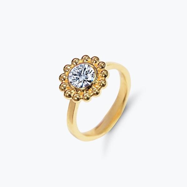 【Ilaria Lanzoni】愛的光陰 0.79克拉 E/VS1 100%真鑽 完美車工 附GIA或IGI證書 DIAMOND FOUNDRY培育鑽石