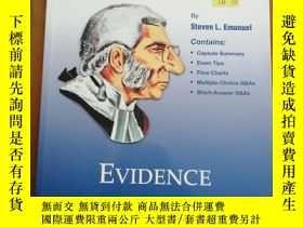 二手書博民逛書店CrunchTime:罕見Evidence 關鍵時刻:證據Y12