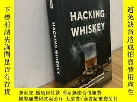 二手書博民逛書店Hacking罕見Whiskey: Smoking, Blend