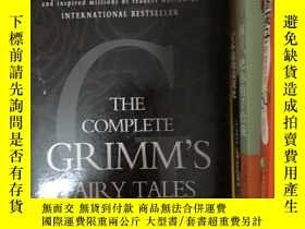 二手書博民逛書店The罕見Complete Grimm s Fairy Tale
