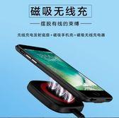 磁吸蘋果8/6無線充電器車載iphone6s無線充7PLUS充電底座7接收器 SMY11987【3C環球數位館】TW