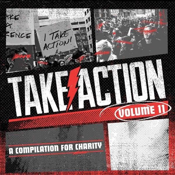 龐克任務11 合輯 雙CD TAKE ACTION 11 美國加州獨立廠牌 (購潮8)