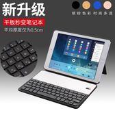 藍芽鍵盤  蘋果iPad 9.7英寸藍芽鍵盤保護套Air2皮套新ipad平板殼款 JD 玩趣3C