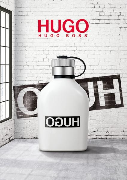 HUGO BOSS 逆轉男性淡香水 125ml (96536)【娜娜香水美妝】
