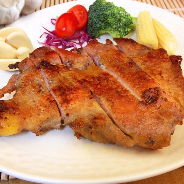 香蒜無骨嫩雞腿排 *1片組 (230g±10%片)