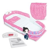 尿布台 兒童床中床寶寶睡籃帶蚊帳換尿布台神器隔離床護理台仿生小床輕便T