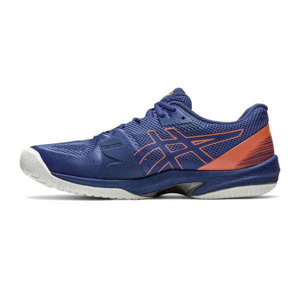 Asics Court Speed Ff [1041A092-402] 男鞋 網球 避震 抓地 穩定 包覆 亞瑟士 藍