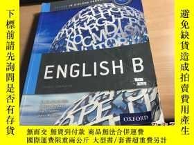 二手書博民逛書店Oxford罕見IB Diploma Program Engli