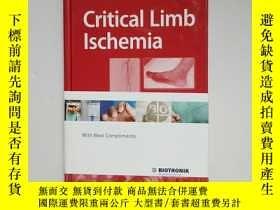 二手書博民逛書店Critical罕見Limb lschemia 臨界肢水腫Y254853 informa informa