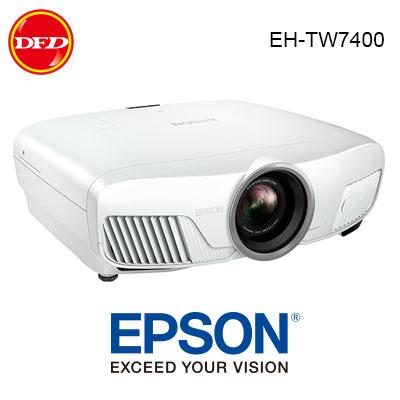 愛普生 EPSON EH-TW7400 4K PRO-UHD 專業家庭劇院 公司貨 TW7400