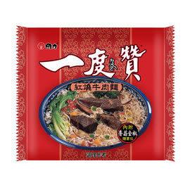 一度贊紅燒牛肉包麵-200g/包(12包/箱) 【合迷雅好物超級商城】